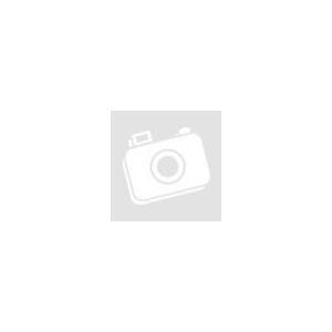 3D hatású poliamid anyag, narancs színű