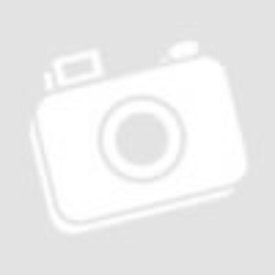 3D hatású poliamid anyag, fekete színű